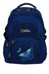 Plecak młodzieżowy National Geograghic, MOTYL BP24 (71960)