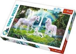TREFL Puzzle 260 el. Unicorn JEDNOROŻEC (13240)