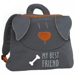 Plecak pluszowy PIES (PLPL02)