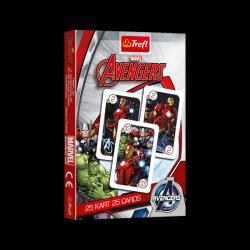 TREFL Gra karty Piotruś, Avengers (08463)