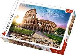 TREFL Puzzle 1000 el. Koloseum w Promieniach Słońca (10468)