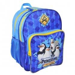 Plecak szkolny PINGWINY Z MADAGASKARU (PME162)