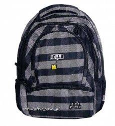 Plecak szkolny młodzieżowy HELLO (INT25917)