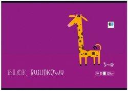 Blok rysunkowy A4 BB Kids 20 kartek MIX (36890)