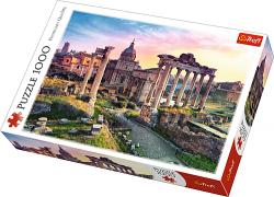 TREFL Puzzle 1000 el. FORUM ROMANUM Rynek Rzymski (10443)