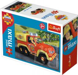 TREFL Puzzle miniMaxi 20 el. Strażak Sam (21005)
