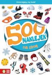 500 naklejek na zimę (39673)