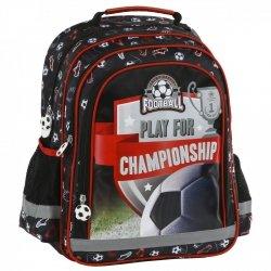 Plecak szkolny PIŁKA NOŻNA FOOTBALL (PL15BPI13)