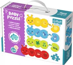 TREFL Puzzle BABY Sorter kolorów (36079)