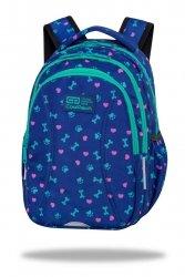 Plecak wczesnoszkolny CoolPack JOY S 21L psie łapki, PUPPY LOVE (C48253)