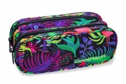 Piórnik CoolPack CLEVER w dżunglę, JUNGLE (B65041)