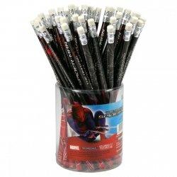 Ołówek z gumką Amazing Spiderman, licencja Marvel (OGAS)