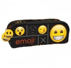 Piórnik dwukomorowy Emoji EMOTIKONY (PDZEM11)