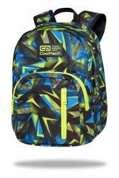 Plecak CoolPack DISCOVERY 27 L żółte wzory, SETSQUARE (C38246)