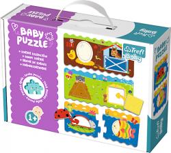 TREFL Puzzle BABY Sorter kształtów (36078)