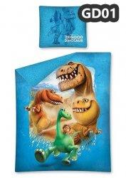 Komplet pościeli pościel The Good Dinosaur Dobry Dinozaur 160 x 200 cm (GD02DC)