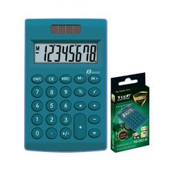 Kalkulator BIUROWY SZKOLNY zielony (120-1771)