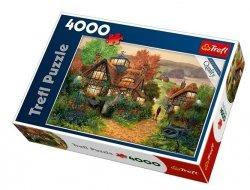 TREFL Puzzle 4000 el. Marynarska przystań (45002)