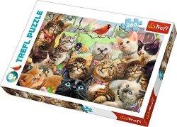 TREFL Puzzle 260 el. Kotki (13241)