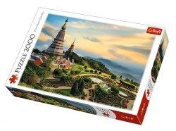 TREFL Puzzle 2000 el. Bajkowe Chiang Mai (27088)