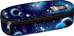 Piórnik szkolny ST.RIGHT wzór kosmiczny, COSMOS PC1 (19007)
