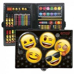 Zestaw artystyczny 71 elementów Emoji EMOTIKONY (ZA71EM10)