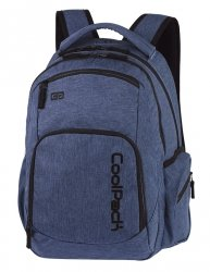 Plecak CoolPack BREAK niebieski, SNOW BLUE/ SILVER (88558CP)