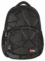 Plecak szkolny młodzieżowy ST.RIGHT 3D SHAPES BP23 (21888)