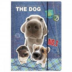 Teczka rysunkowa A4, The Dog (TGA4TD)