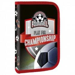 Piórnik z wyposażeniem FOOTBALL Piłka nożna (PWJPI13)