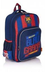 Plecak szkolny FC BARCELONA, FC-131 (502017001)