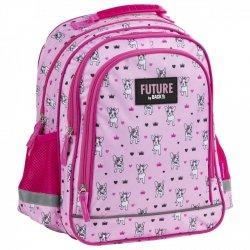 Plecak szkolny w pieski DOGS (PL15BDF13)