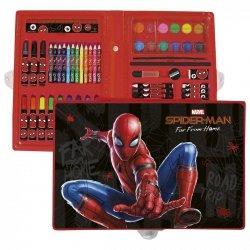 Zestaw artystyczny 71 elementów Spiderman (ZA71SM13)