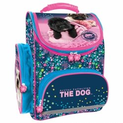 Tornister szkolny ergonomiczny THE DOG (TEMBTD34)