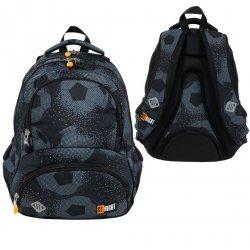 Plecak szkolny młodzieżowy ST.RIGHT piłka nożna, FOOTBALL BP7 (27576)