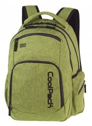 Plecak CoolPack BREAK limonkowy SNOW LIME/ SILVER (90537CP)