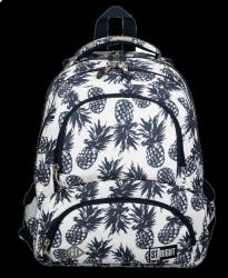 Plecak szkolny młodzieżowy ST.RIGHT w ananasy, PINEAPPLES BP7 (21734)