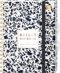 Bullet Journal Terrazzo Kołobrulion A5 Planer Organizer BUJO (76902)