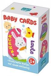 TREFL BABY CARDS Dźwięki (01591)