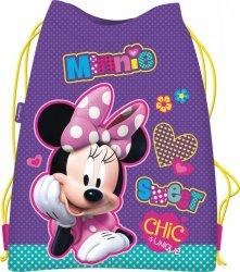 Worek na obuwie Myszka Minnie  (03923)