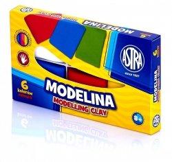 Modelina 6 kolorów ASTRA (83911901)