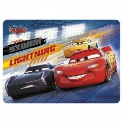 Podkładka laminowana Cars Auta, licencja Disney (PLACA19)
