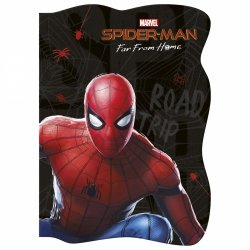 Notes kształtowy SPIDERMAN Far From Home (NKA6SM13-01)