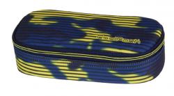 Piórnik CoolPack CAMPUS granatowo - żółte moro, NAVY HAZE 942 (70249)