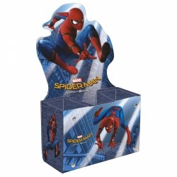 Biurkowy pojemnik na przybory szkolne Amazing Spiderman, licencja Marvel (PPSSH)