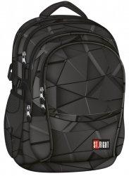 Plecak szkolny młodzieżowy ST.RIGHT 3D SHAPES BP1 (21871)