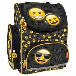Tornister szkolny ergonomiczny Emoji EMOTIKONY (TEMBEM10)