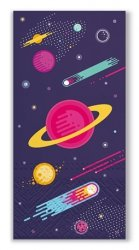 Chusteczki higieniczne UNIVERSE Kosmos, 10 sztuk (SDM000701)