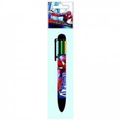 Długopis automatyczny 6 kolorów AMAZING SPIDERMAN (D6KAS19)
