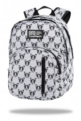 Plecak CoolPack DISCOVERY 27 L buldogi, FRENCH BULLDOGS (C38247)